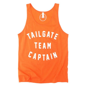 Tailgate Team Captain Tank