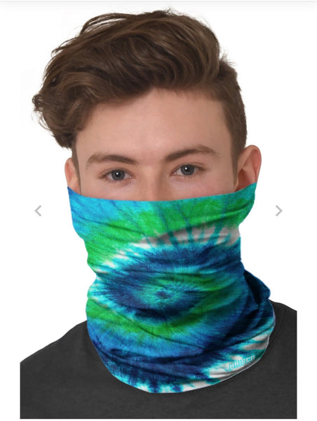 Brisco Brand Gaiter - Tie Dye Collection