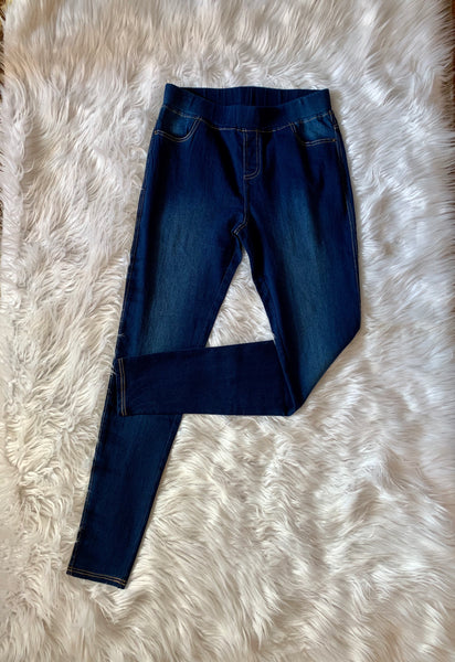 Simply Southern denim leggings