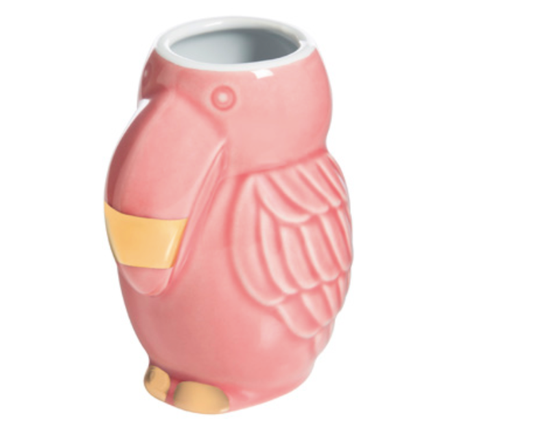 Pink Tuscan Shot Glass