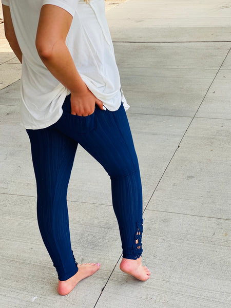 Simply Southern Lace Pant
