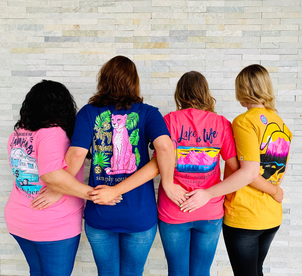 Simply Southern Tees