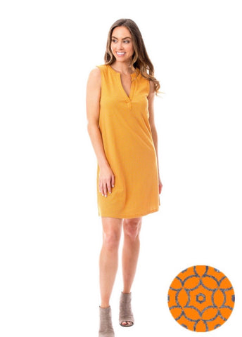 Go Vols Shift dress