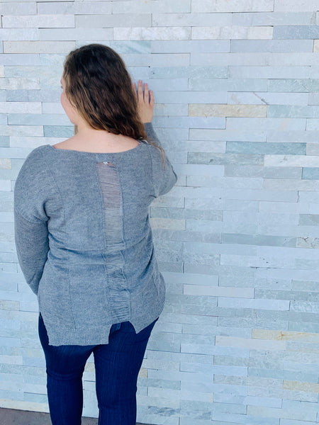 The Laci Sweater