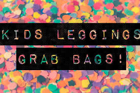 Kids Leggings Mystery Grab Bag