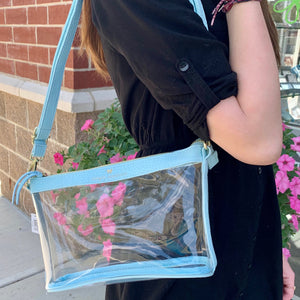 Simply Southern Clear Bag- large