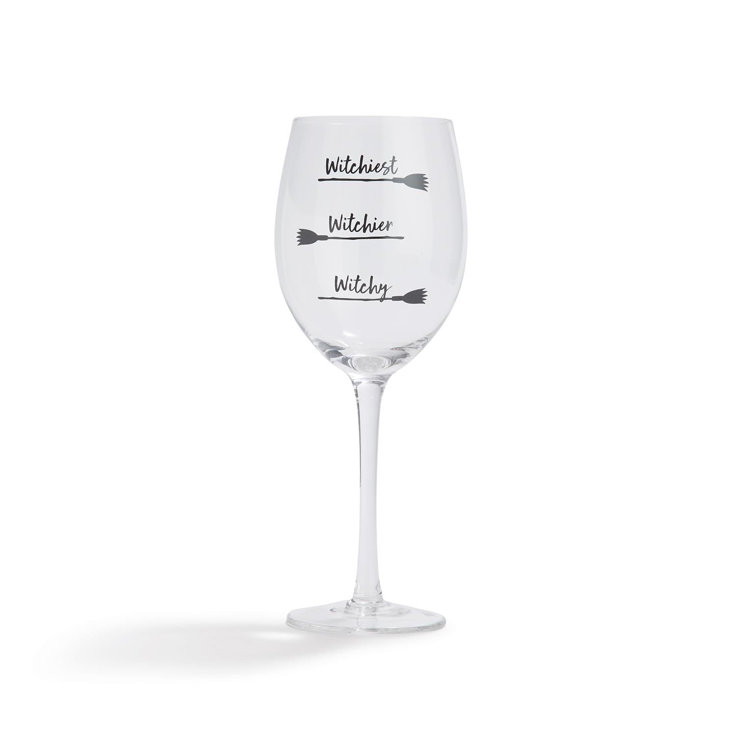 Which Witch Wine glass