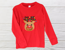 Load image into Gallery viewer, Christmas pajamas Baby pajamas  Girls  - Boys Christmas pajamas Kids pajamas