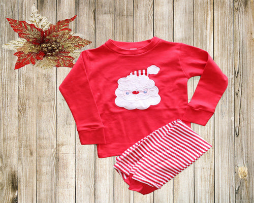Christmas pajamas Baby pajamas  Girls  - Boys Christmas pajamas Kids pajamas
