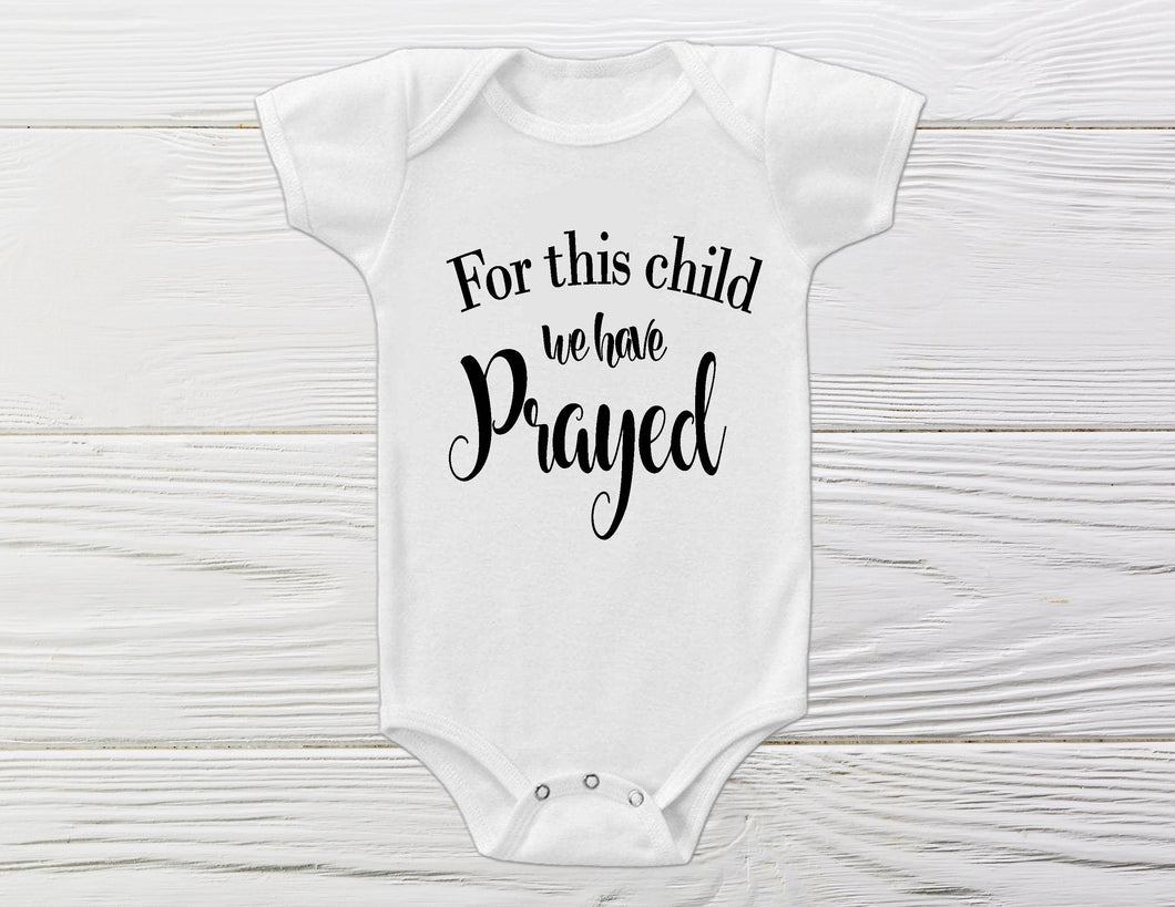 God promises -  Newborn onesie,- Infertility onesie - Baby Onesie - Cute Baby Onesie - Shower girt - Coming Home onesie