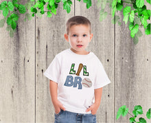 Load image into Gallery viewer, Little brother shirt  Little Bro shirts Boys shirt  birthday shirt