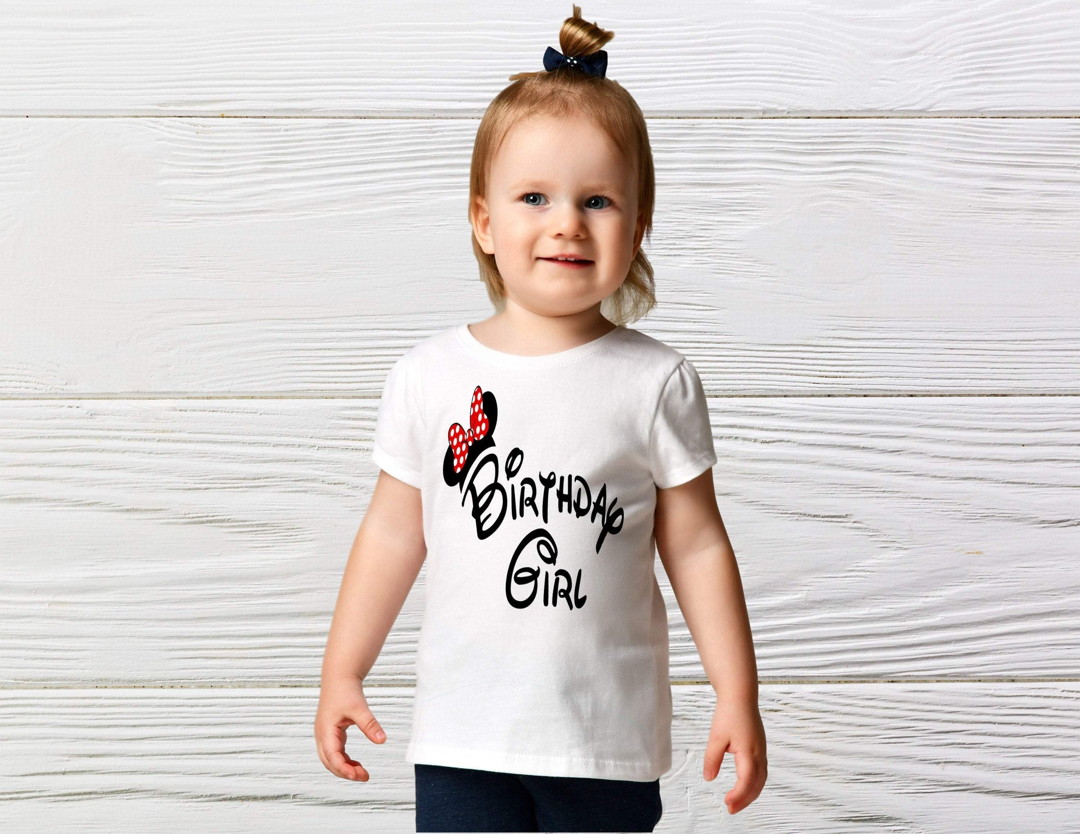 Minnie birthday shirt Minnie Bow birthday shirt  Birthday Girl shirt