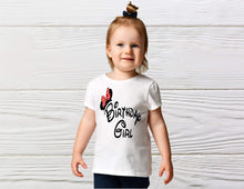 Load image into Gallery viewer, Minnie birthday shirt Minnie Bow birthday shirt  Birthday Girl shirt
