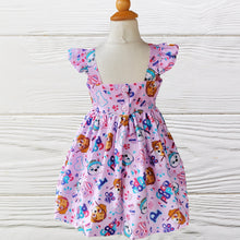 Load image into Gallery viewer, PAW PATROL DRESS - Baby Skye  Dress - Baby Girl Clothes -Skye birthday dress - Girl Dress - Toddler Skye Dress - Paw Patrol birthday