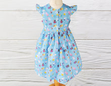 Load image into Gallery viewer, PEPPA PIG DRESS - Cute  dress - Girls Peppa Pig dress - Baby Party Dress - Girl Toddler Clothes -Peppa girls dress - Outfit For Baby Girl
