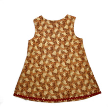 Load image into Gallery viewer, Thanksgiving dress  - Girl scarecrow dress  - Fall baby dress -  Jumper dress  - Fall dress - Sample sale - Ready to Ship