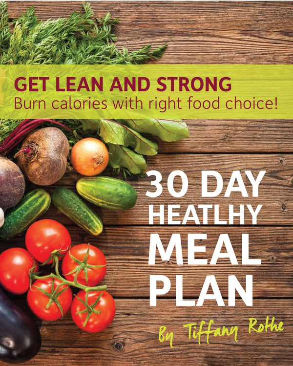 30-day Healthy Meal Plan