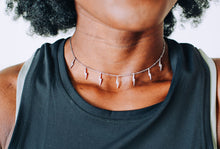 Load image into Gallery viewer, YOU HAVE POWER Bolt Choker
