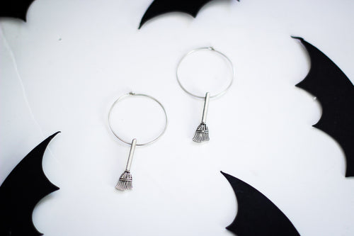 Witch Vibes Hoops
