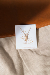Grateful Heart Necklace