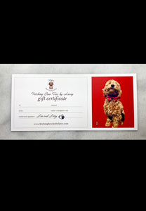 Gift Certificate (available only in Canada)