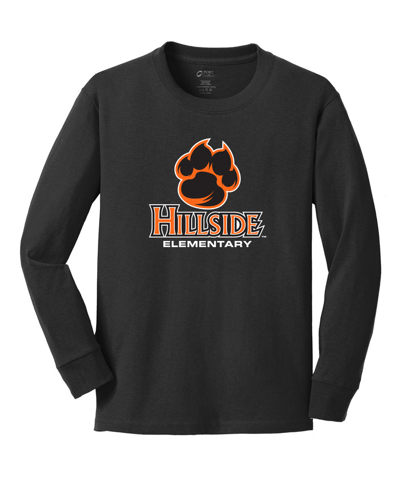 Hillside Pride Youth Long Sleeve Tee
