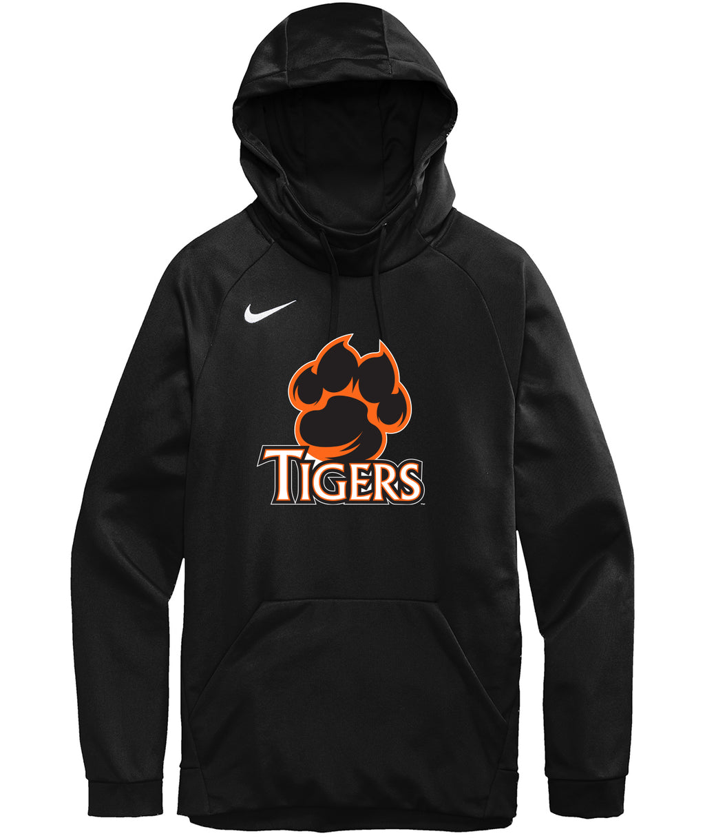 Hillside Tigers Nike Hooded Sweatshirt