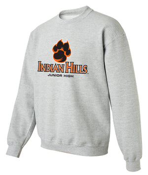 PERSONALIZED - Indian Hills Pride Crewneck Sweatshirt