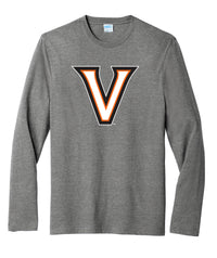School Pride Long-Sleeve Tee