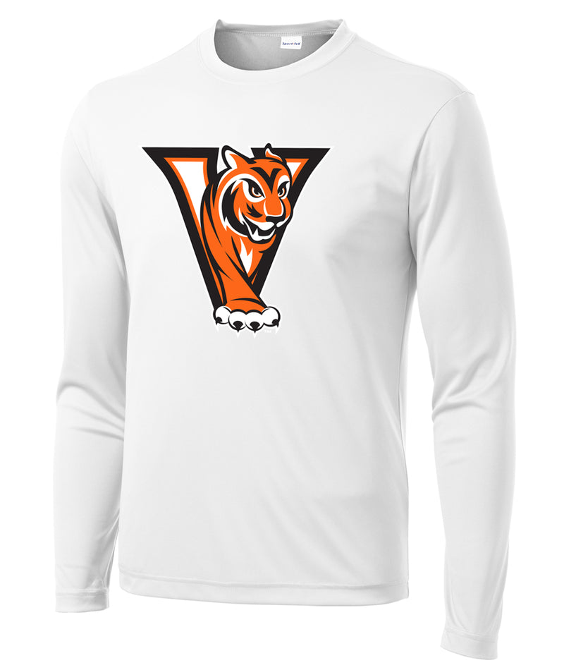 School Pride Performance Long-Sleeve Tee