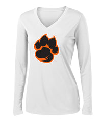 School Pride Womens Performance Long Sleeve Tee