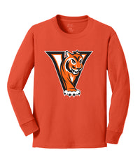 School Pride Youth Long Sleeve Tee