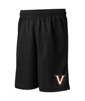 School Pride Youth Mesh Shorts