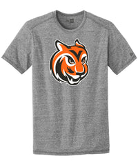 Tiger Head New Era Triblend Performance Tee
