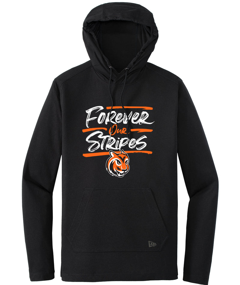 Forever Our Stripes New Era Hoodie Tee