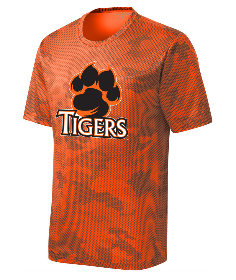 Tigers CamoHex Performance Tee