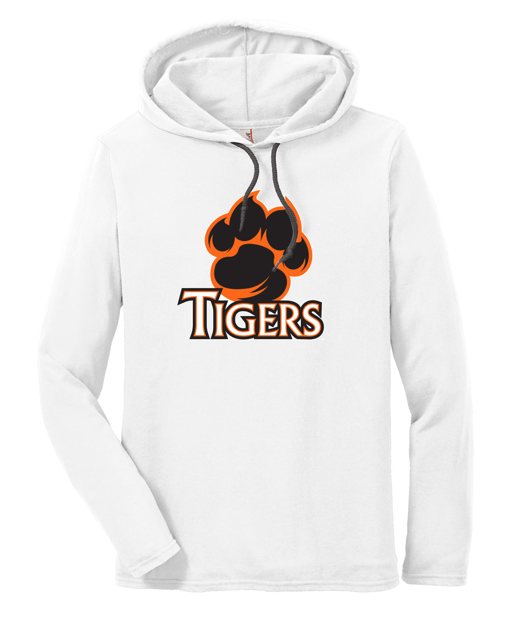 Tigers Long Sleeve Hooded Tee