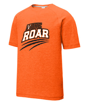 More Roar Triblend Raglan Tee