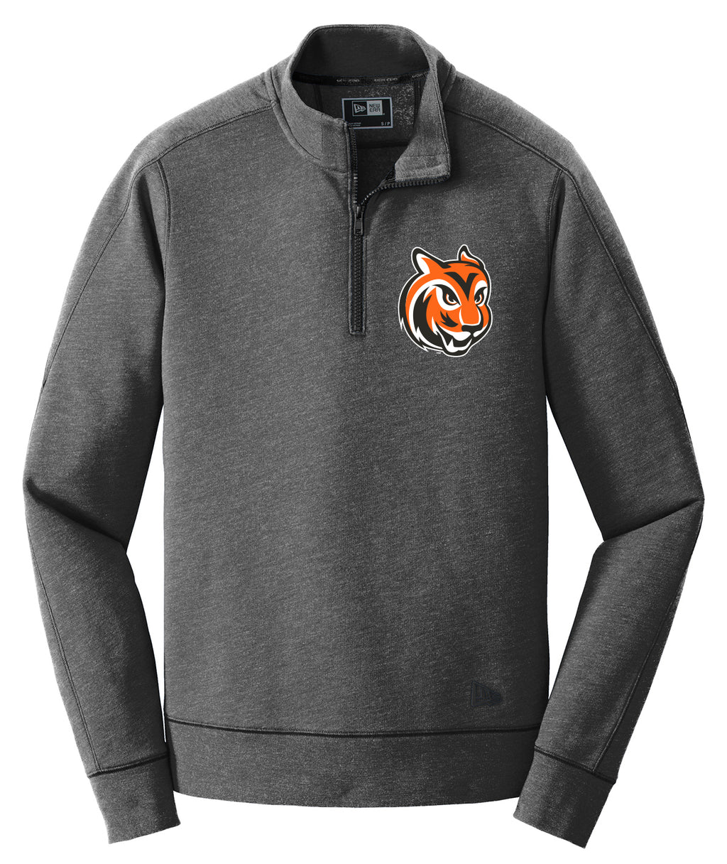 Tiger Head New Era Fleece Pullover