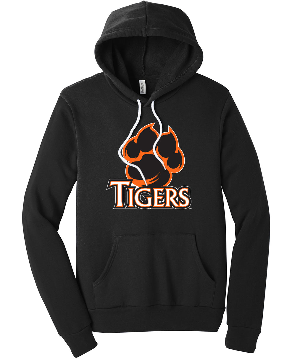 Tigers Fleece Pullover Sweatshirt