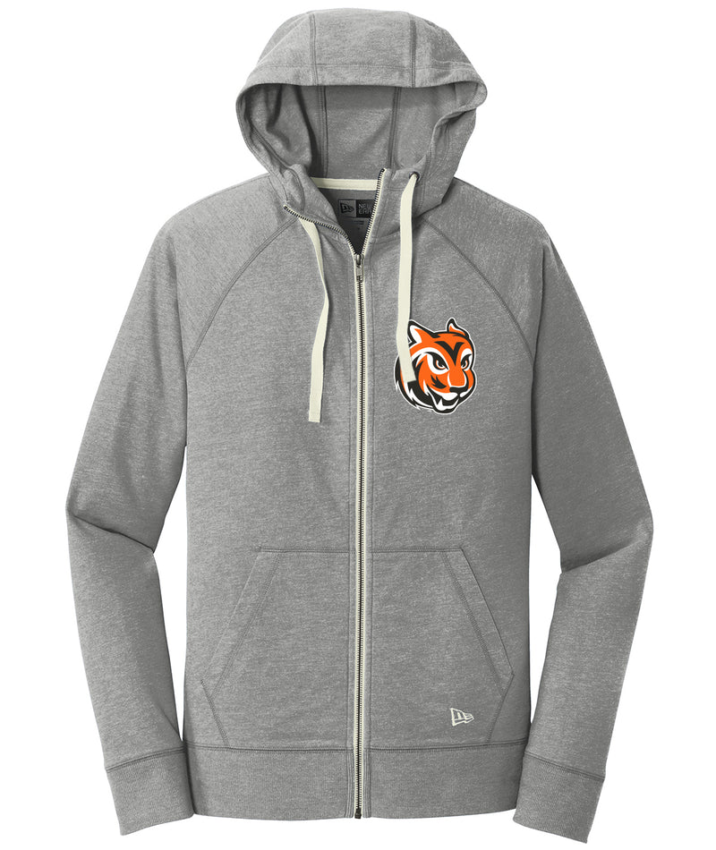 Tiger Head Full-Zip Hoodie