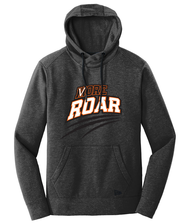 More Roar Triblend Hooded Sweatshirt