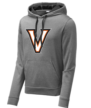 Valley V Fleece Hooded Sweatshirt