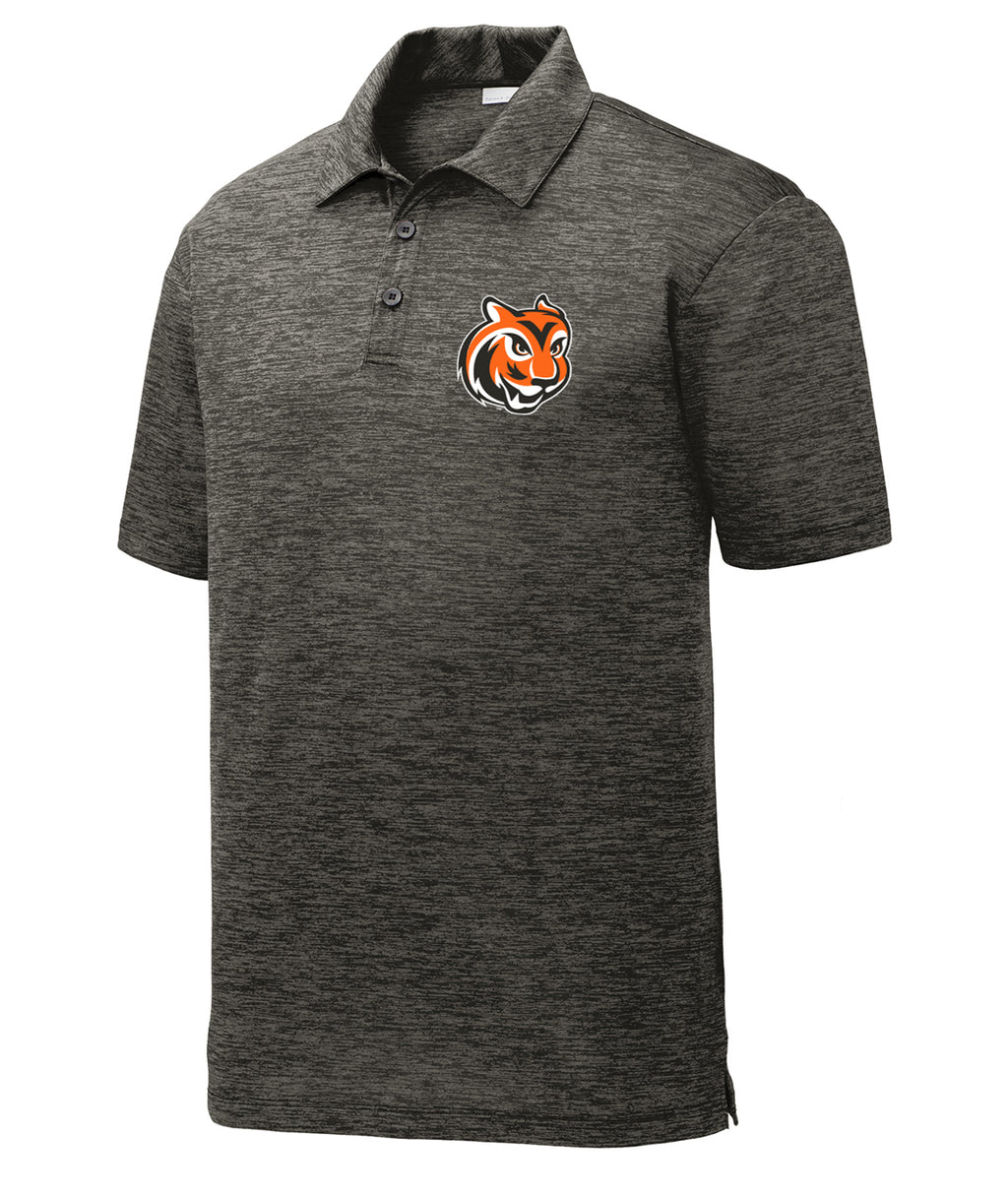 Tiger Head Performance Polo