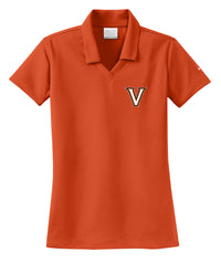 Valley V Womens Nike Dri-Fit Performance Polo
