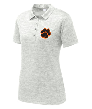 Tiger Paw Womens Charged Performance Polo