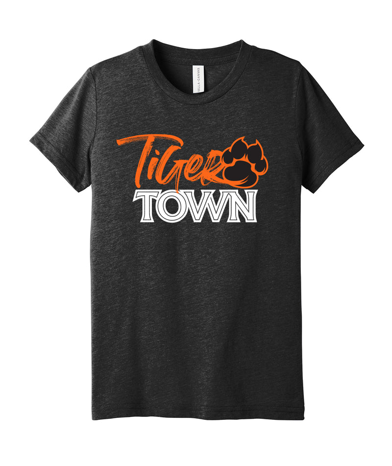 Tiger Town Youth Triblend Tee