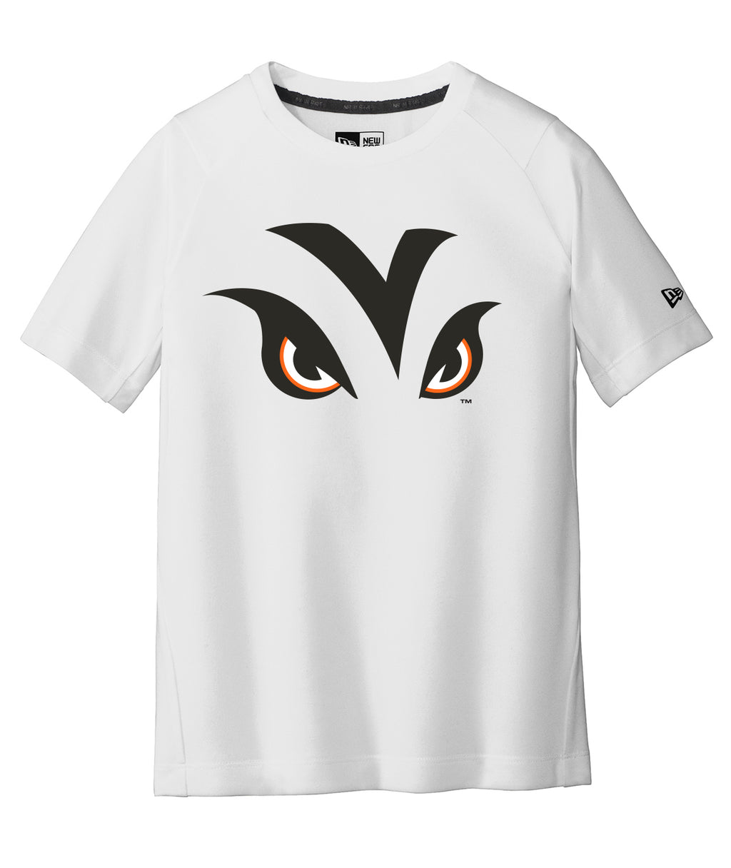 Tiger Eyes Youth New Era Performance Tee