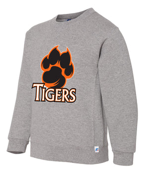 Tigers Youth Russell Athletic Crewneck Sweatshirt
