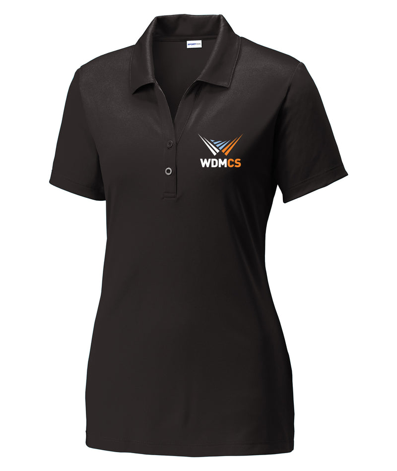 District Womens Performance Polo